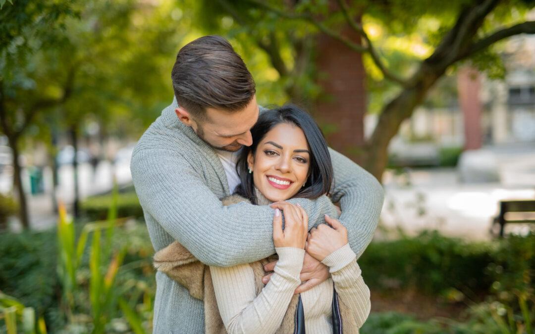 Mahsa and Dustin – Couple Photoshoot
